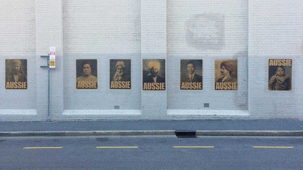 Full set Aussie Posters Peter Drew.JPG