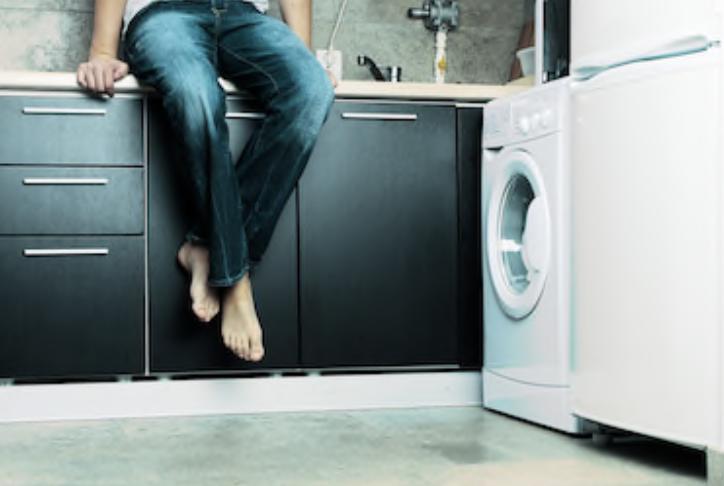 No more washing clothes