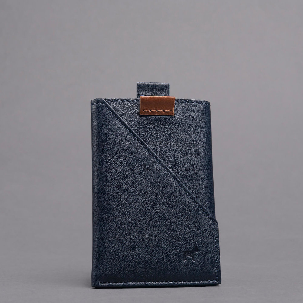 Speed Card Holder Finest Italian Leather