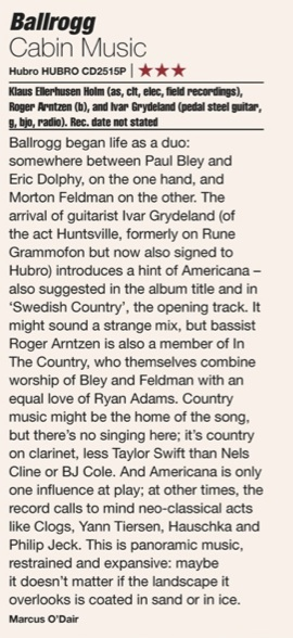 honest-john-cabin-music-jazzwise-review