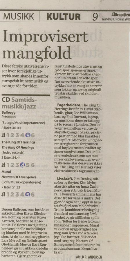 ballrogg-insomnia-aftenposten-review