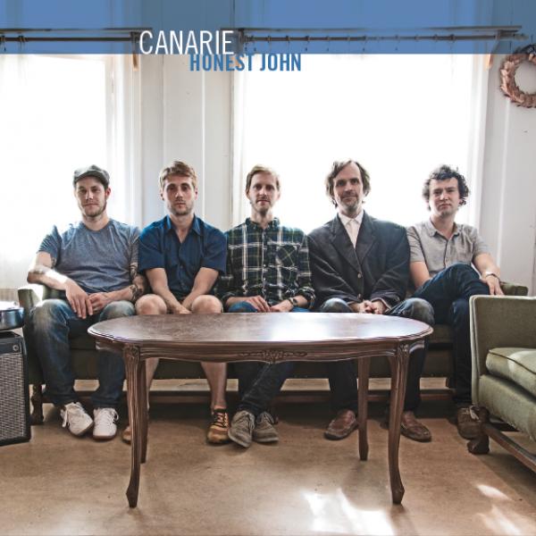 HONEST JOHN – Canarie (2014)