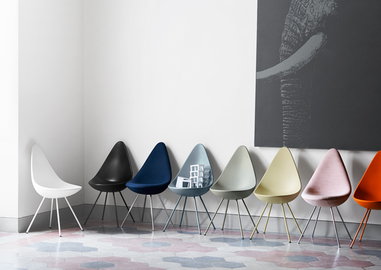 http://www.selectism.com/2014/04/07/republic-of-fritz-hansen-bring-the-arne-jacobsen-drop-chair-back-to-life/