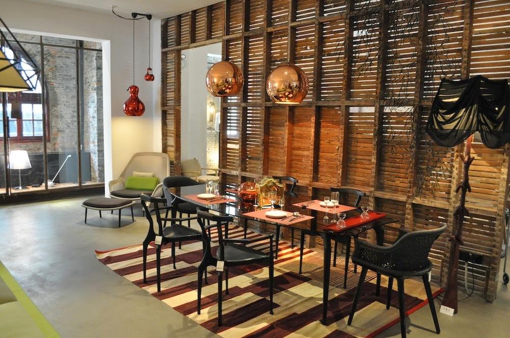 Tour of the Design Republic Showroom and Shop — Tina Frey Designs