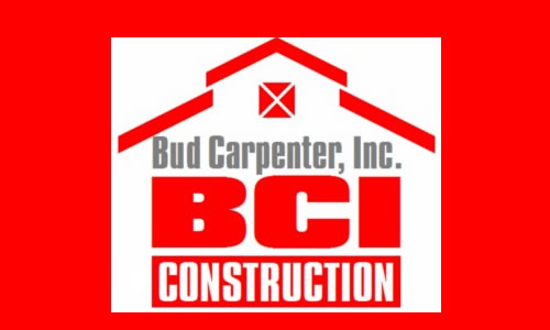 Bud Carpenter, Inc- BCI Construction  275 N. Orwell Rd. Orwell, VT 05760 p:(802) 948-2941 w. www.budcarpenter.com