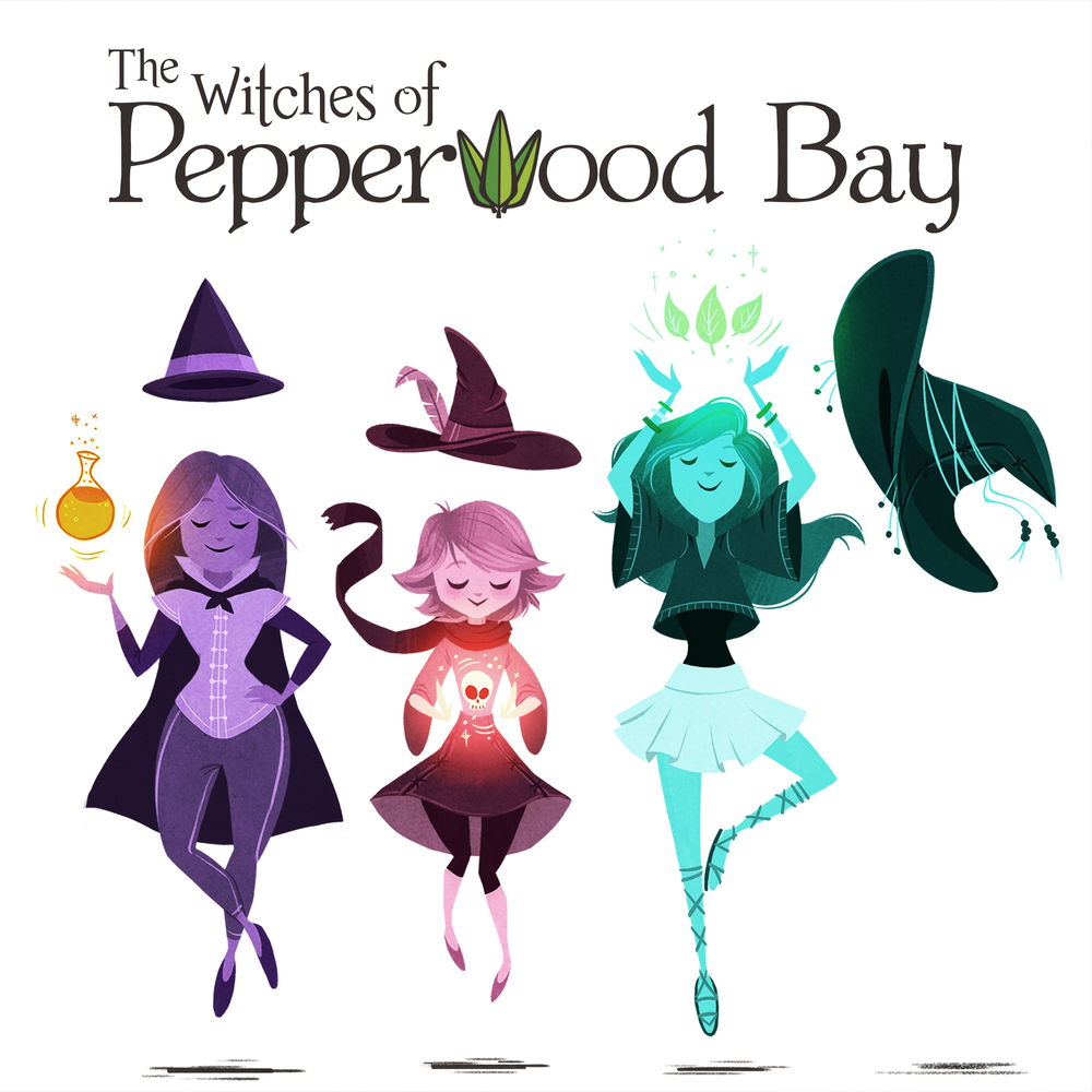 Pepperwood Bay Witches