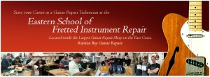 Are you a disabled Vet?  Do you have an interest in music and learning how to fix instruments?  If so, Eastern School of Fretted Instrument Repair has a scholarship opportunity for you.  Click HERE to find out more.