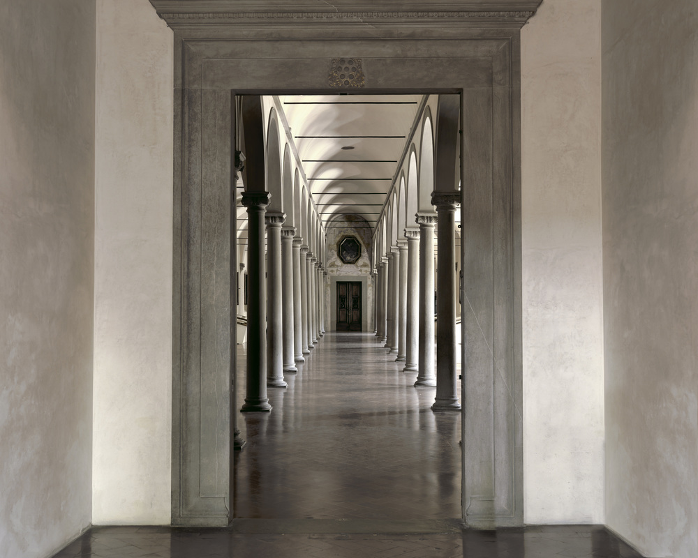 Massimo Listri Biblioteca di San Lorenzo
