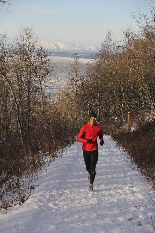 Running wellness