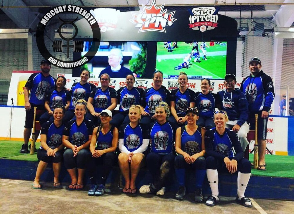 Congratulations to Lindsey, Tara, and the rest of the Tread Lightly team who won this past weekend's tournament in Niagara Falls!