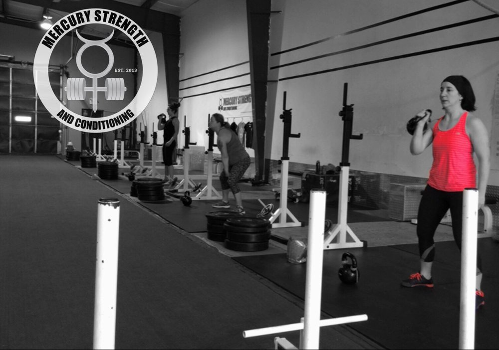 Rachael, Jo, and Shawna with some KB cleans
