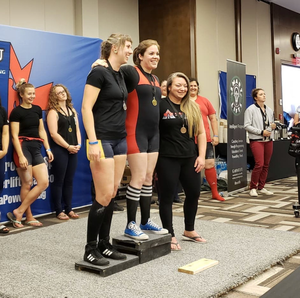 Gym-powerlifting-Olympic lifting-fitness-personal training-training-bootcamp-crossfit-kingston-kingston gym-kids-mercury-strength-conditioning-athlete-Lydia-alberta-champion