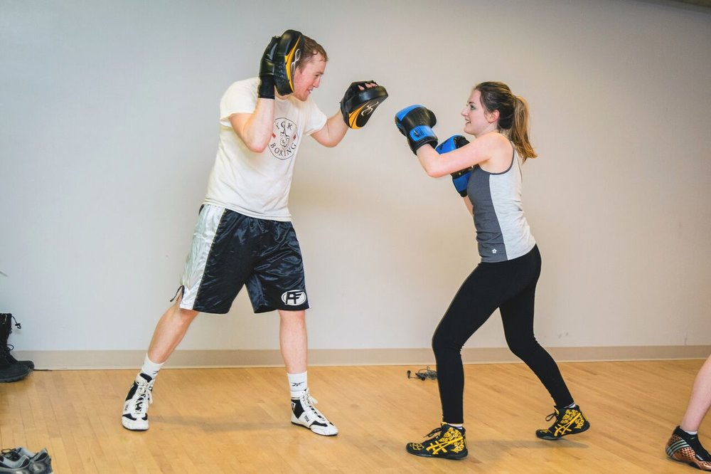 Join JD and his crew to learn the fundamentals of boxing and increase your fitness level.