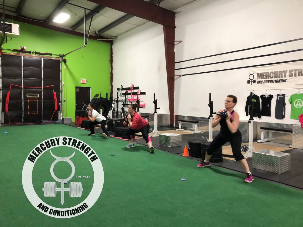 A family that trains together is a strong family!