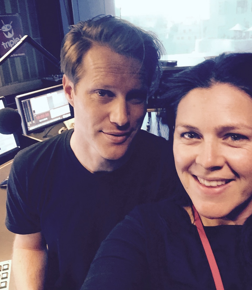 Talking ethical fashion with Tom Tilley on Triple J Radio November 2015