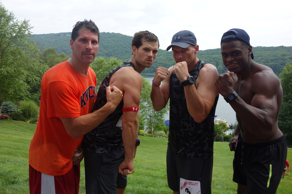 Fiercesome Foursome