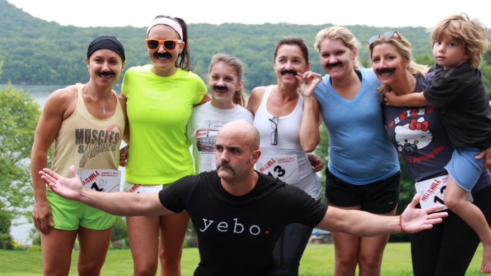 Mustaches All Around!