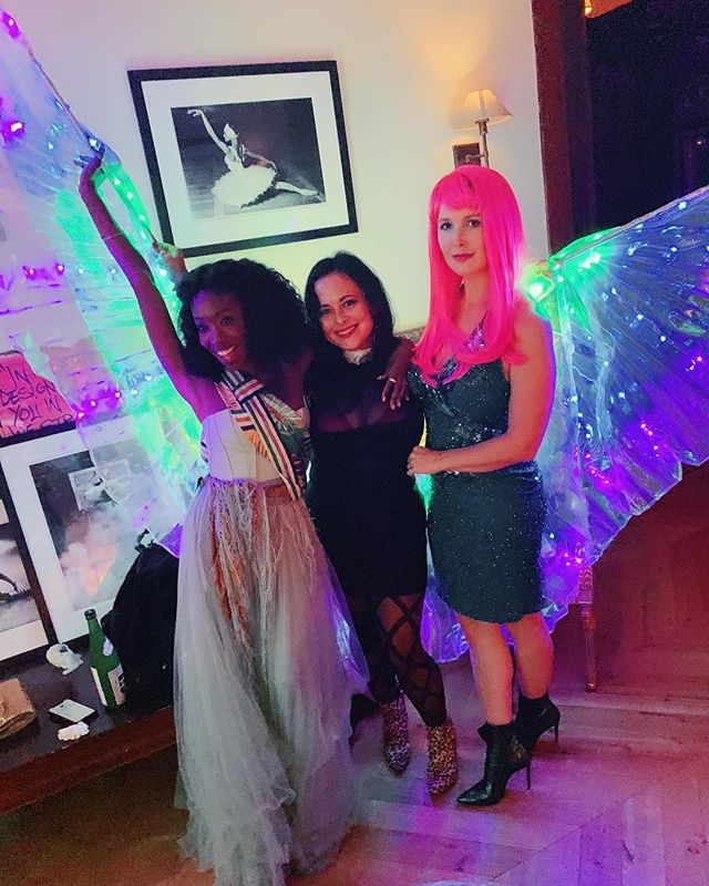 creatures from fantasy land 🦋🌈 💕 🧚🏼‍♀️ 🎃