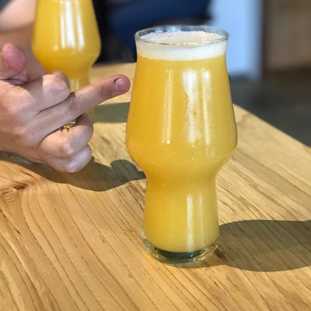 Enjoyed some brews at Charles Towne Fermentory last weekend. The Infinite Yawn and the Wallenius were hands down my favorite. If you are a suck for Mango the Mars Express /Mango pictured is your jam. Check these folks out, you won't be disappointed. Cheers. •=•=•=•=•=•=•=•=•=•=•=•=•=•=•=•=•=•=•=• #entryproofblog #chs #chsbeer #chsdrinks #charleston #charlestonsc #charlestonblogger #beerblogger #beer #beerporn #drinklocal #scbeer #paleale #mango @chsfermentory #charlestownefermentory #draft #draftbeer #ale #delicious #westashleysc #localbeer