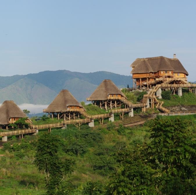 Option 1 Kyaninga Lodge - single