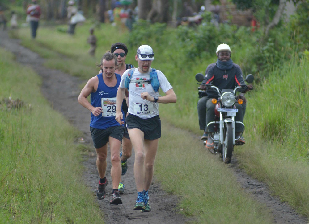 Running the Rift, Uganda Marathon