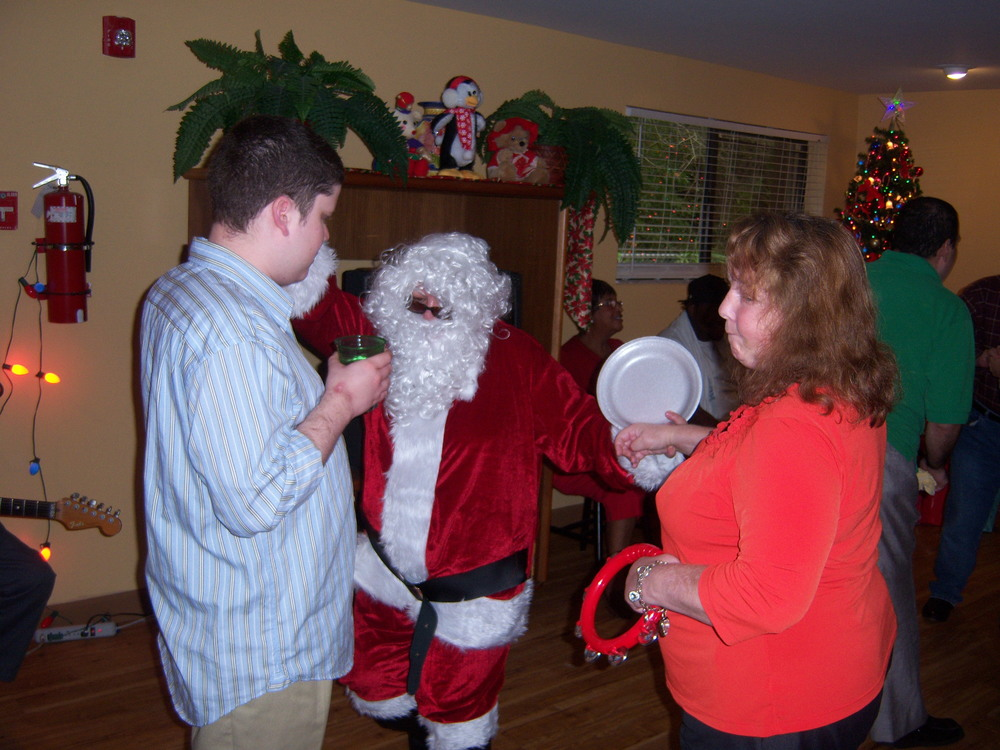 Christmas at Whispering Oaks