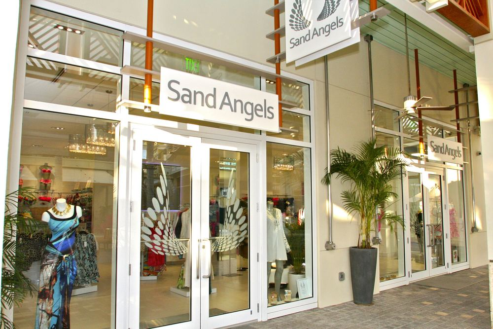 Sand Angels showcases the Cayman Islands finest selection of swimwear, resort wear and accessories. Experience unrivaled expert customer service to find the best fit, comfort and style - just for you. They are located in the heart of Camana Bay across from the Observation Tower. See below the latest Instagram postings from Sand Angels...