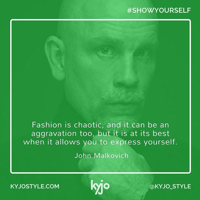 Overcome the chaos. #kyjo #showyourself #motivationalmondays #stylequotes #styleinspiration #torontostyle