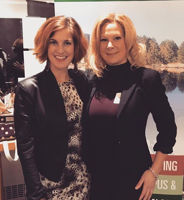 Style and confidence talk for Women's alumni of Trent University with this powerhouse of a woman and friend! @msmichellsmith #shopping #talk #women #confidence #style