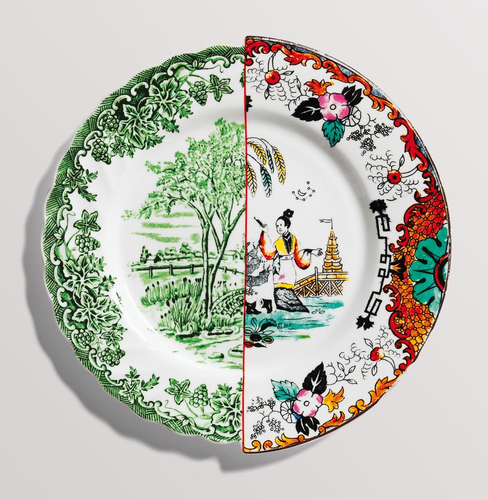 HYBRID IPAZIA - DINNER PLATE