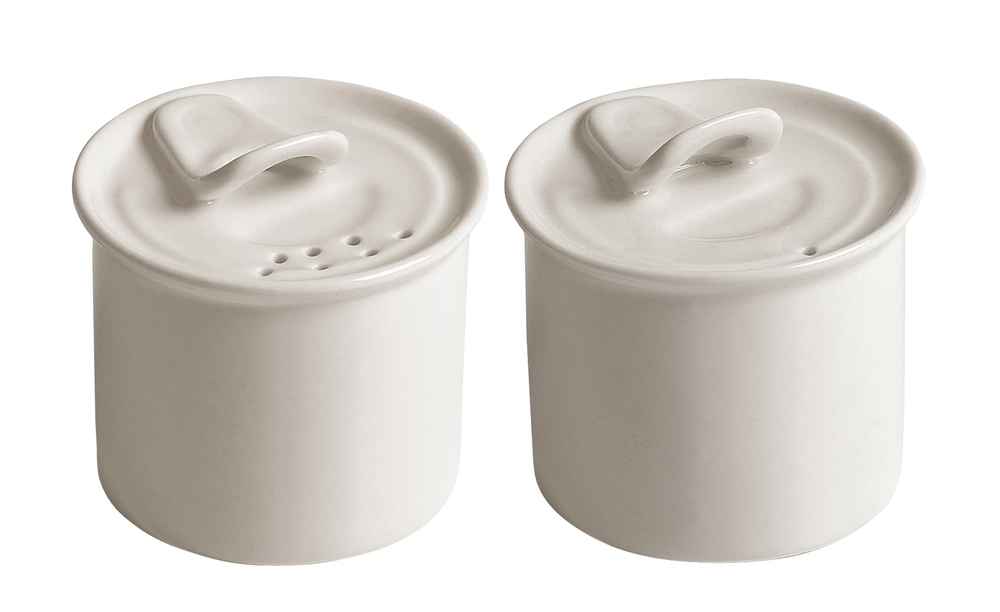 THE SALT & PEPPER CELLAR SET