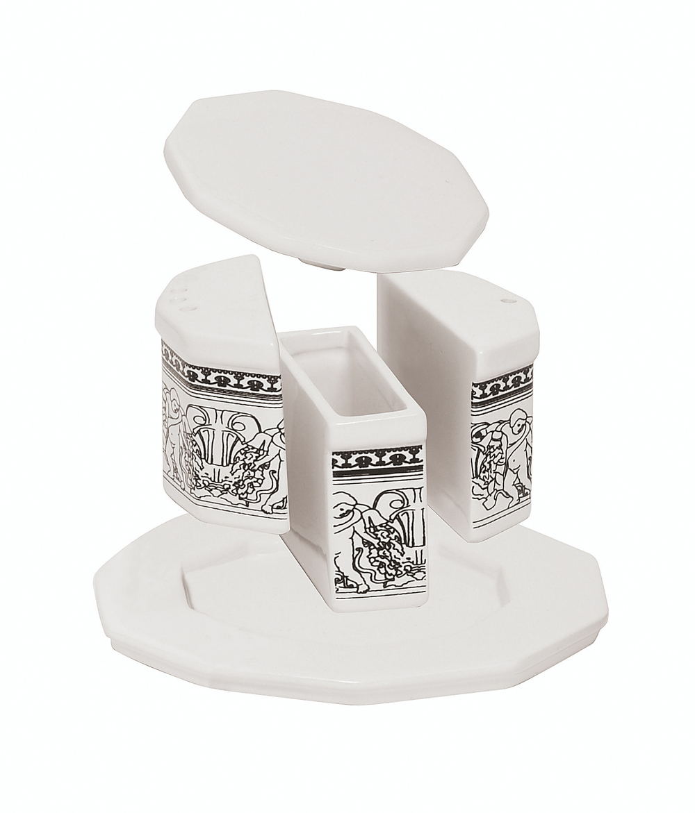 FONTANA SALT & PEPPER CELLAR SET
