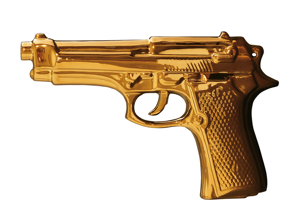 'MY GUN'