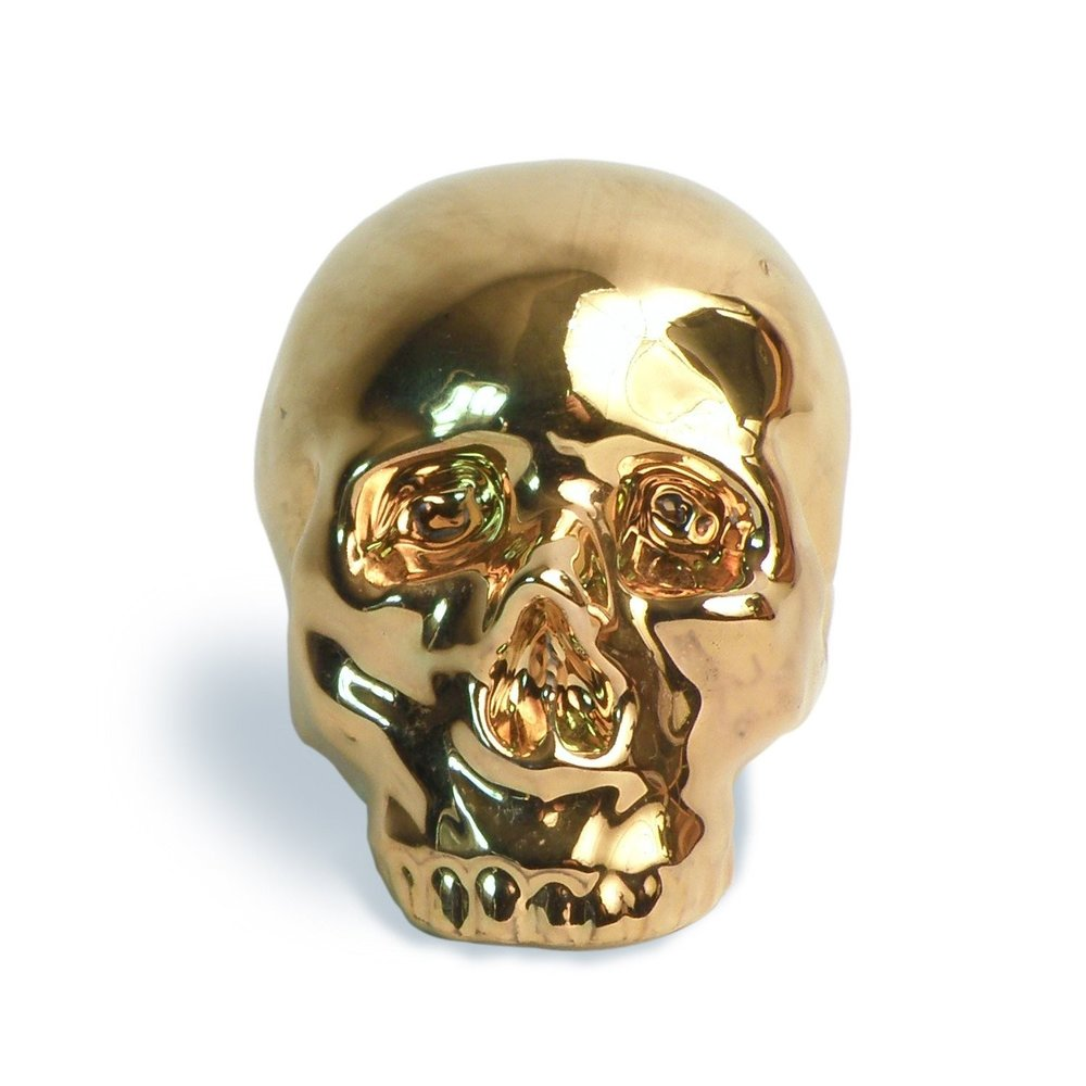 GOLDIES SKULL