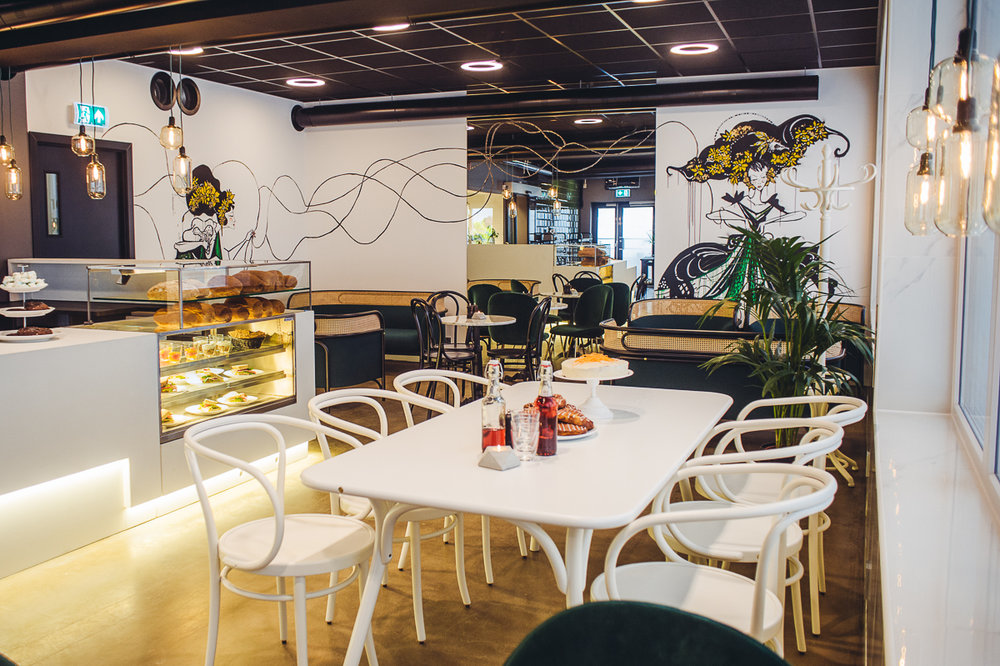 NORVEGIA HYSSIGEN   CAFÉ