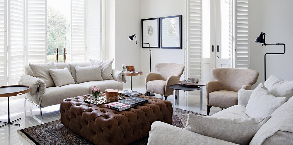 Exclusive Furniture South Africa Interior Designers