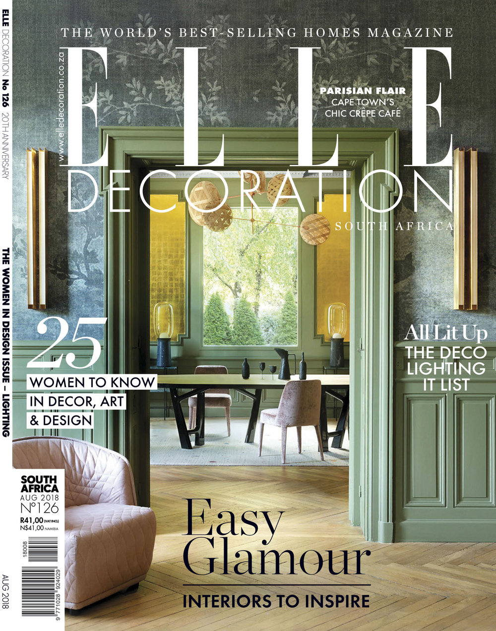 August 2018 Exclusive Furniture South Africa Interior Designers