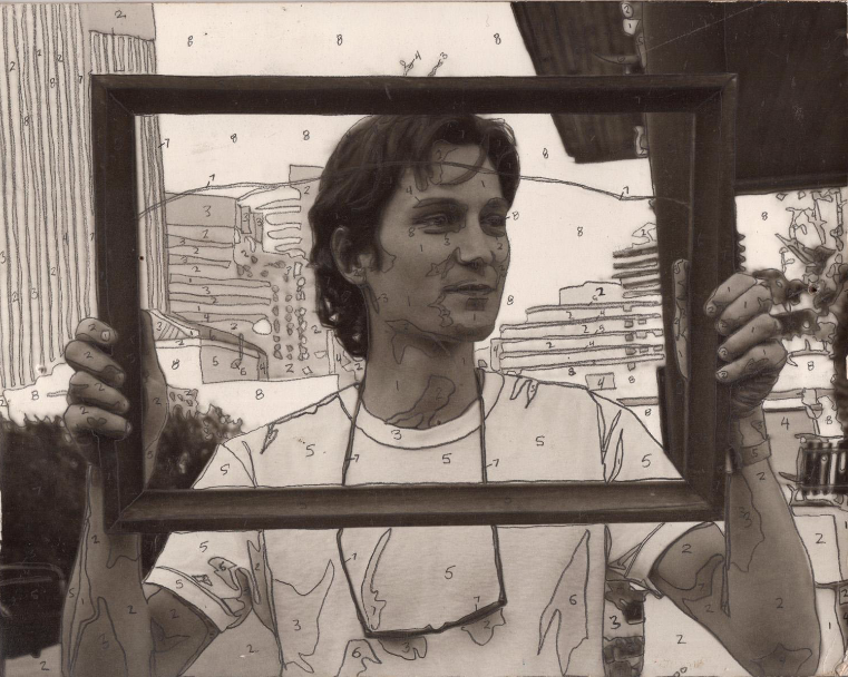 Peter Mars – Scottsdale, AZ Studio circa 1985
