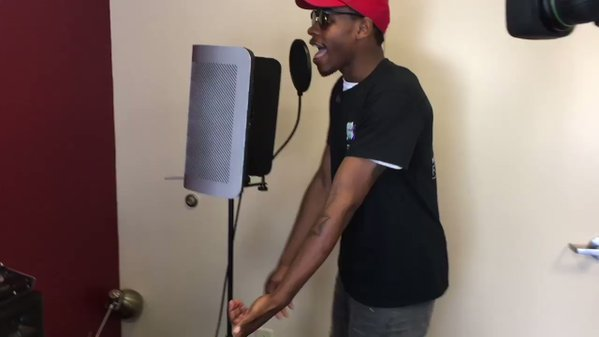 "A non-profit that helps homeless youth is finding success with a new music program as these special beats are keeping kids off the streets.  Edward ""Spazz"" Pollard has never met a mic he was afraid of.  http://philadelphia.cbslocal.com/2017/06/13/non-profit-helps-homeless-youth-finds-success-with-music-program/  At 22, Pollard's words tell a common story.  He's one of the thousands of youth nationwide who couch surfed or slept on park benches with no place to go. But two years ago, he found Covenant House and last year the art of music.  ""I would use the music as a way to open up dialogue,"" said Carl Hill– aka DJ Carl.  Hill is the brain behind ""Street Beats"" a program here at Covenant House that uses music as therapy.  ""These are young adults who have experienced all sorts of homelessness whether it is being kicked out, [or] dealing with mental health,"" he said.  Using special software, a keyboard, and a drum machine paid for thanks to a grant from Independence Blue Cross Foundation, Hill creates the beats.  He then helps youth share their experiences artistically, while coaching them on life.  ""I challenge them to not accept being here in a shelter,"" he said.  Pollard attributes part of his success to music sessions with DJ Carl as he used music to heal, while learning he can teach others as well.  ""I can write songs that mean something, not just random lyrics,"" he said.  As he shows the world his courage via song"