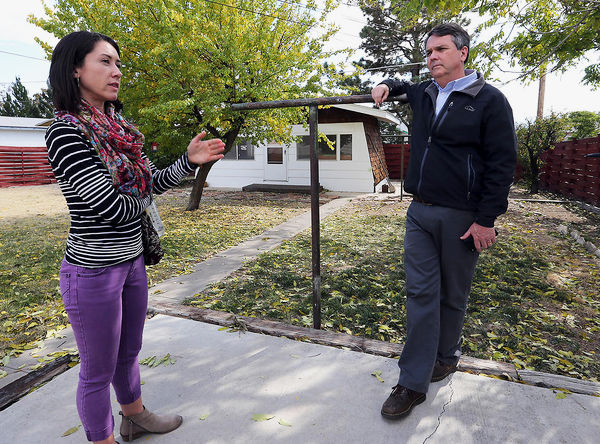 "By the end of this year,  16 homeless young people in Mesa County will have a new place to call home.    http://www.gjsentinel.com/news/articles/three-homes-8232planned-for-8232atrisk-youth8232   Karis, the Grand Junction-based nonprofit group dedicated to helping and empowering homeless and at-risk young people, is in the process of  purchasing three houses to serve as long-term homes for unaccompanied homeless youth.    Bolstered by a five-year, $1 million grant from the U.S. Department of Health and Human Services and a grant from the Colorado Department of Local Affairs, Executive Director John Mok-Lamme said the group is currently renting the three homes and ultimately plans to buy them.   Karis had to come up with another $150,000 to partially match the Health and Human Services grant.  Karis already operates several shelters for homeless and at-risk young people in the Grand Valley, including The House, an emergency shelter for homeless young people. People can live at The House for three weeks at a time and are given intensive case management and services while there.  But for some, Mok-Lamme said, three weeks is nowhere near enough time.  ""You can tell, at The House, that they're very grateful to be there, but they're anxious right away about how long they have. They can't exhale,"" Mok-Lamme said.  ""When we wrote the grant, we called this a place to exhale. We just need a place where (youth) have a little more time.""    Qualified teens and young people will be able to live in the houses, rent-free, for up to two years while still receiving services, counseling and guidance from the organization's staff and volunteers.  In total, there will be 13 rooms in three houses as well as three rooms in foster homes for younger teens, Mok-Lamme said.  Sarah Fuller, program coordinator at The House, said  giving long-term housing to teens and young people gives them the stability to finish school, find and keep a job, save money and begin to heal from the trauma that often accompanies homelessness.   ""Some of our teens cycle in and out of The House a lot. They might be able to move in with a family member or friend and stay stable for a few weeks or months, but maybe their family isn't stable enough to keep them stable so then they end up back with us,"" Fuller said.  ""When that happens a lot, it keeps the teen from being able to make a lot of progress on their goals because their lives are so tumultuous.  Giving them a place to stay where they don't have to worry about getting kicked out would allow them to relax and breathe a little bit.""   Mok-Lamme said after The House opened in 2013, it became clear that homeless young people needed long-term housing solutions.   ""I think we've known since six months after we opened The House that it's not going to be enough for homeless kids to have short-term housing,"" he said.   The DOLA grant will take the form of housing vouchers that pay a portion of the market value of rent — around $400 per month, per person. The state grant is good for three years, after which Karis would have to reapply for more money.  While the cost of renting and ultimately purchasing the homes is largely accounted for through grants, those homes still need to be furnished, Mok-Lamme said. That's where he hopes the community will step up with donations.  ""For all three buildings we are probably 10 percent funded for furnishings,"" he said. ""Furnishing is a big need for us right now.""  Fuller said she is excited to think about the impact stable housing will have on the teenagers she works with.  ""I'm imagining what their lives will be like two years from now if they're able to get a spot like this,"" she said. ""It's neat to think about what a difference it could make for the teens I know, if they have a place to stay, if they have a case manager helping them figure out transportation to school or helping them write a resume."""