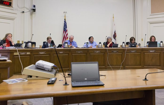 """Berkeley City Council voted unanimously to develop policies to increase support and resources for the city's homeless youth population Tuesday.    http://www.dailycal.org/2017/11/01/berkeley-city-council-votes-to-develop-city-homeless-youth-policy/   The city council agenda item, primarily authored by Councilmember Ben Bartlett, calls for the Homeless Commission, Youth Commission,Commission on Labor and city manager to develop policy specifically for homeless youth.  The item stated that the policy could potentially include:   designating a portion of the city's homelessness budget to homeless youth programs,    identifying job opportunities for homeless youth,    working with local businesses to help homeless youth develop practical job skills,     collaborating with Berkeley Unified School District to provide resources, such as laundry facilities and scholarships to obtain YMCA memberships and fee waivers.   A census of Berkeley's homeless population conducted in 2015 by EveryOne Home indicates that a disproportionate amount of the city's homeless youth are Black or Latino, and about 20 percent of this population left home because of """"conflict with parents over LGBTQI status,"""" according to the item.  Bartlett said one of the reasons he introduced the item is because there are no """"set policies"""" concerning homeless youth, even though some programs currently exist.  """" We deal with millions of dollars in homeless services,"""" Bartlett said. """"There's a lack of appropriate targeting for this most vulnerable aspect of our homeless population.""""   According to Councilmember Sophie Hahn, youth under 18 account for slightly less than 5 percent of the homeless population, and youth under 24 account for 25 percent of the homeless population.Hahn said one goal of the item is to identify the varying needs of the subpopulations of Berkeley's homeless and to fund the programs that assist these needs.  The item also recommends collaborating with law enforcement and probation officers"""