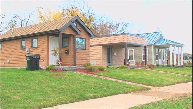 "The first phase of Cass Community Social Services's Tiny Homes project in Detroit has been such a success, crews are now breaking ground again to build more.    http://www.fox2detroit.com/news/local-news/second-phase-of-cass-community-social-servicess-tiny-homes-project-in-detroit-begins   The homes are tiny but they're making a big difference in people's lives. Though they are, the homes aren't mean to be trendy.  They are meant to provide safe, clean affordable housing for low-income Detroiters.   ""We have seven [homes] up and occupied and we're adding five more. We're starting five more today,"" Rev. Faith Fowler of Cass Community Social Services told us on Monday.   She runs the Detroit agency, and has been the force behind this Tiny Homes project that's garnered international attention.   ""People can make as little as 8, 9, $10,000 a year and become a homeowner and, of course, many of them are formerly homeless people,"" she explains.   Residents rent for seven years and pay a dollar a square foot each month while volunteering and attending various classes. If they complete the program, they own the home.  ""People who have been very poor will have an option of moving up economically, having mobility,"" Rev. Fowler says.   Right now, residents include seniors;  a young man who aged out of foster care and is now in college;  a man on disability who lost his home; and another man released from prison with no family to go home to.  On Monday, with the help of the GM Foundation and other sponsors Cass broke ground on five new homes, bringing the total now to 12.  Eventually there will be 25 tiny homes on Detroit's west side.    The homes being built are between 250 and 400 square feet, just like the seven that already stand."""