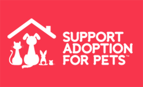 Support Adoption For Pets.