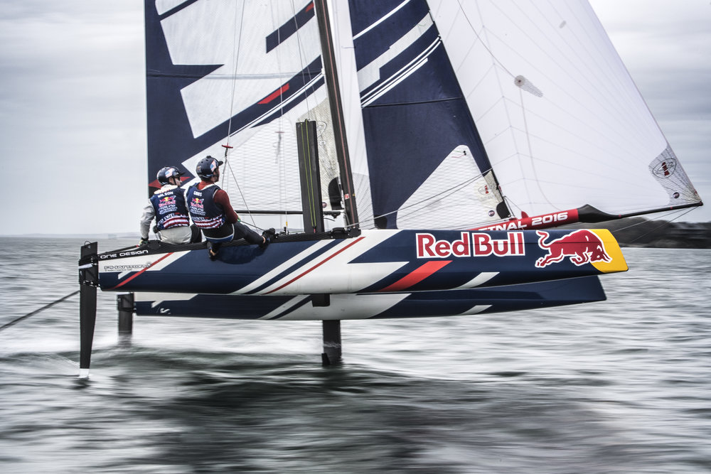 Red Bull Youth Foiling Generation World Championships, October, 2016