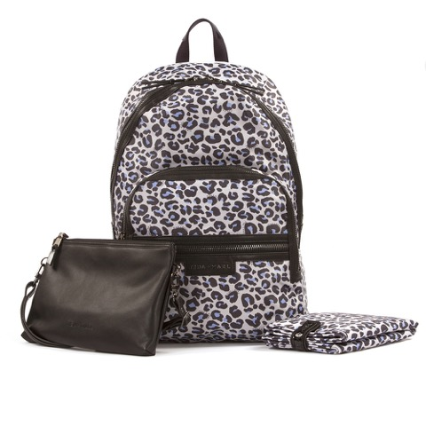 The Elwood backpack, also available in floral print and black