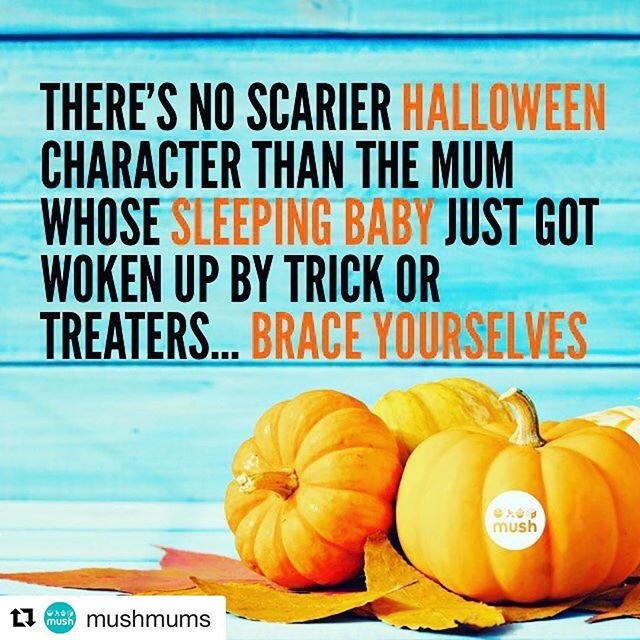 😂😂😂 Repost @mushmums (@get_repost) ・・・ Will you be trick or treating with the kids tonight or putting a pass-agg note on the door about not knocking after 7pm? Well, it all depends where you're at on your parenting journey... check out our #linkinbio to find out what Halloween means to you. #motherhood #mumlife #mumsofinstagram #halloween #parenting #scarenting #lesspassmoreagg