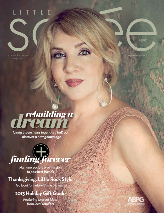 Sioree Cover, Cindy Steele
