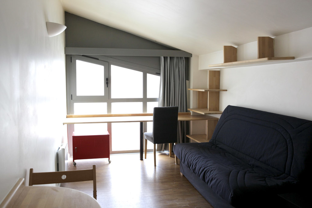 "One room apartment 20,5 sqm - 2nd floor - ""Classic"""