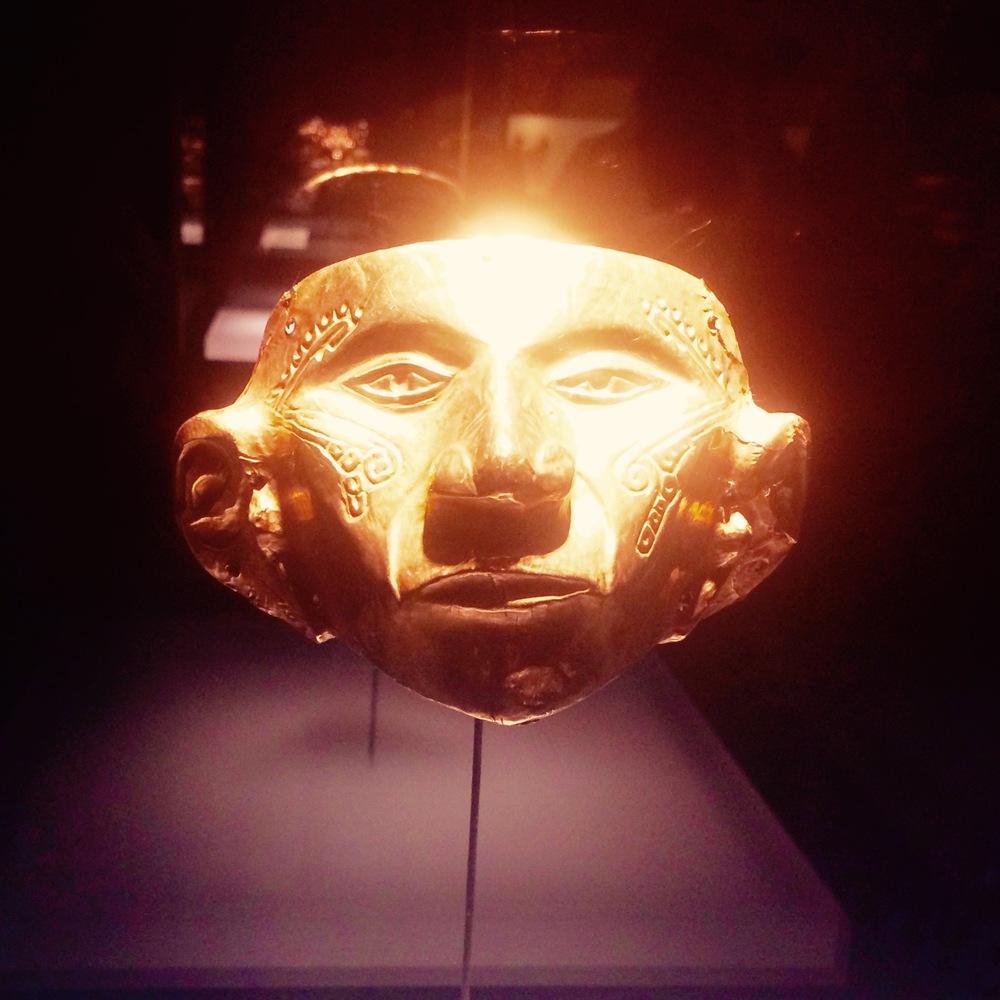El Museo de Oro, Bogotá