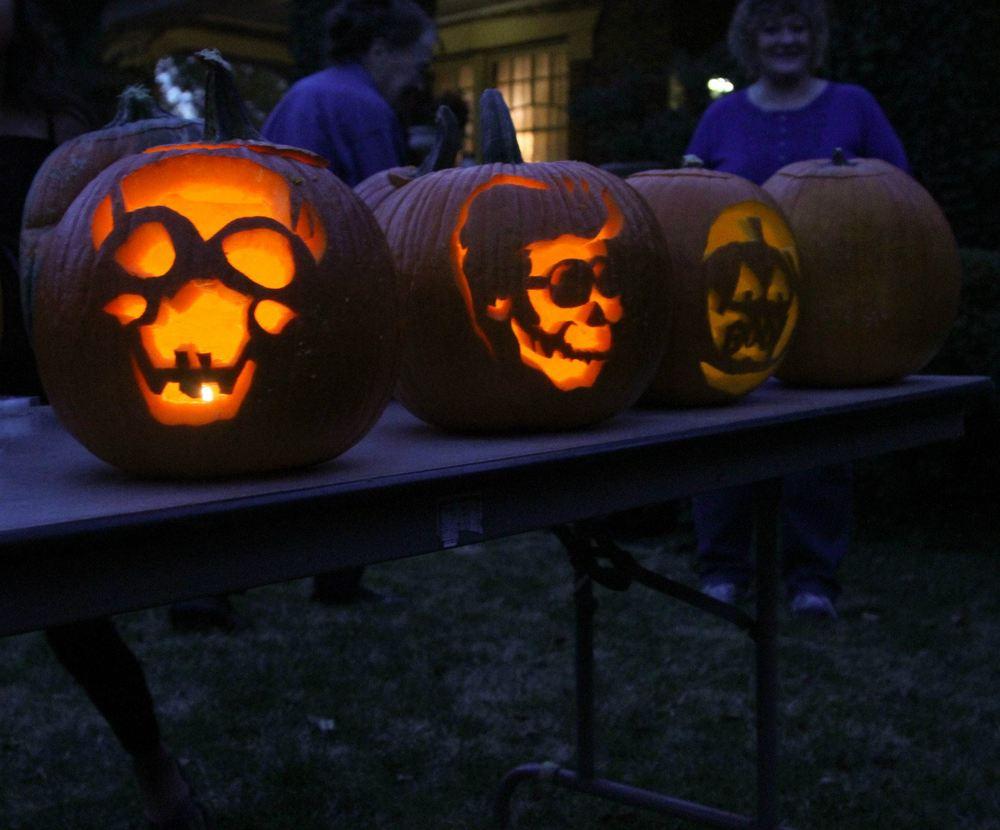 PENA Pumpkin Carving Contest